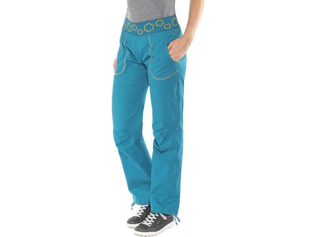 Ocun Pantera Pantalones Mujer, capri blue